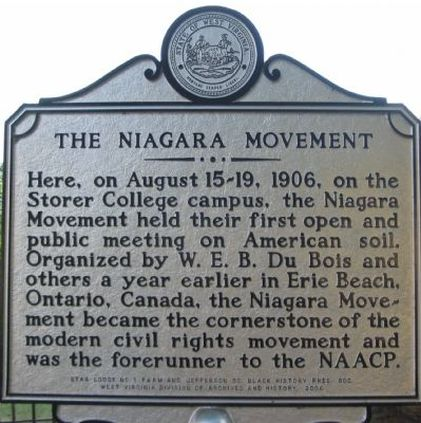 The Niagra Movement - Nyasia Williford